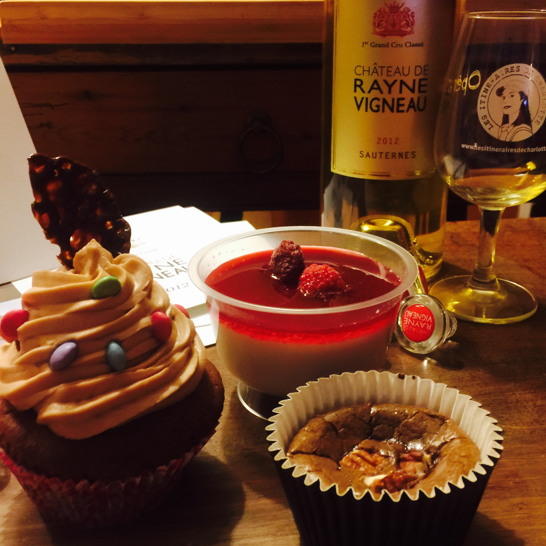 Baking classes at home with Alexander and the Château de Rayne-Vigneau!