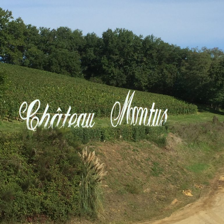 Brumont vineyards, and whether we discovered the Gers?