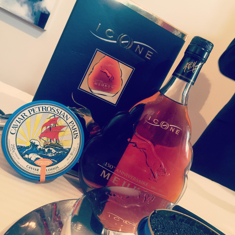 Quand le Cognac est à l'honneur !