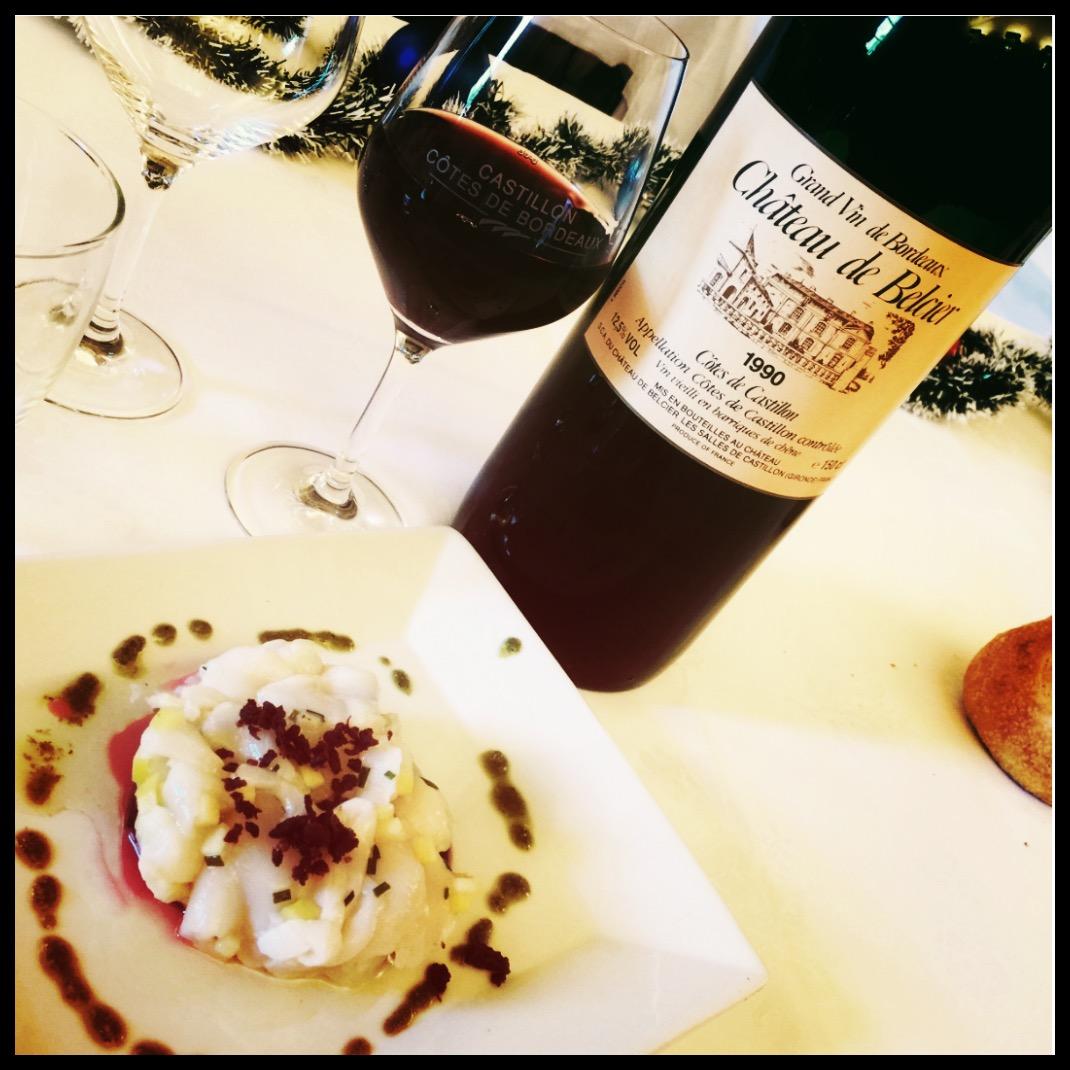 L'œnotourisme en Castillon, Côtes de Bordeaux / #gastronomie