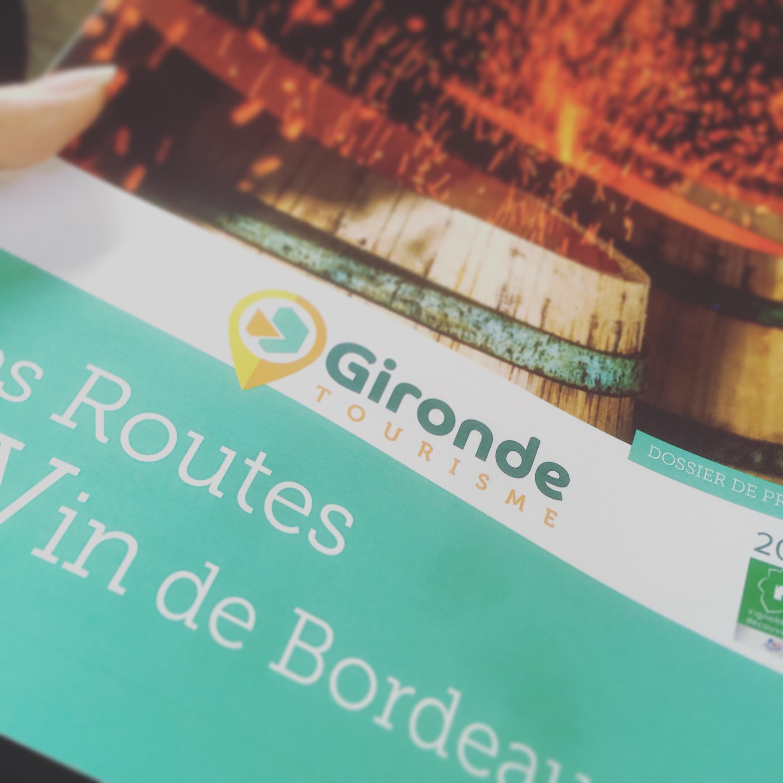 Les routes des Vins by Gironde Tourisme / #Médoc