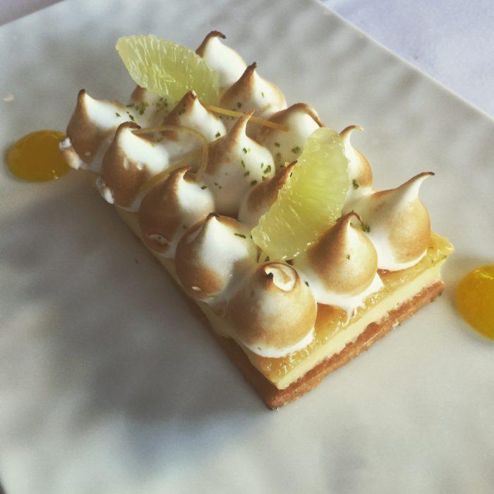 Dessert gordon Ramsay / routes of charlotte