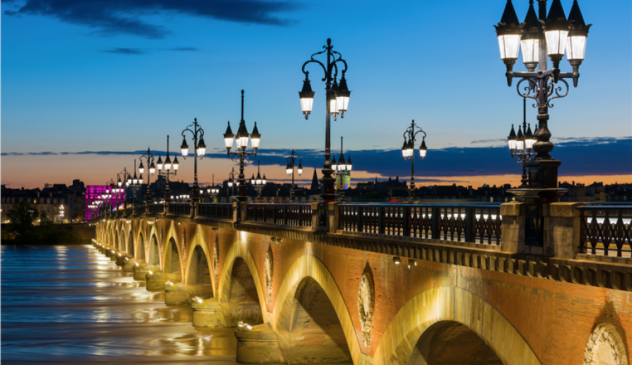 Bordeaux, Top 1 cities to visit in 2017!