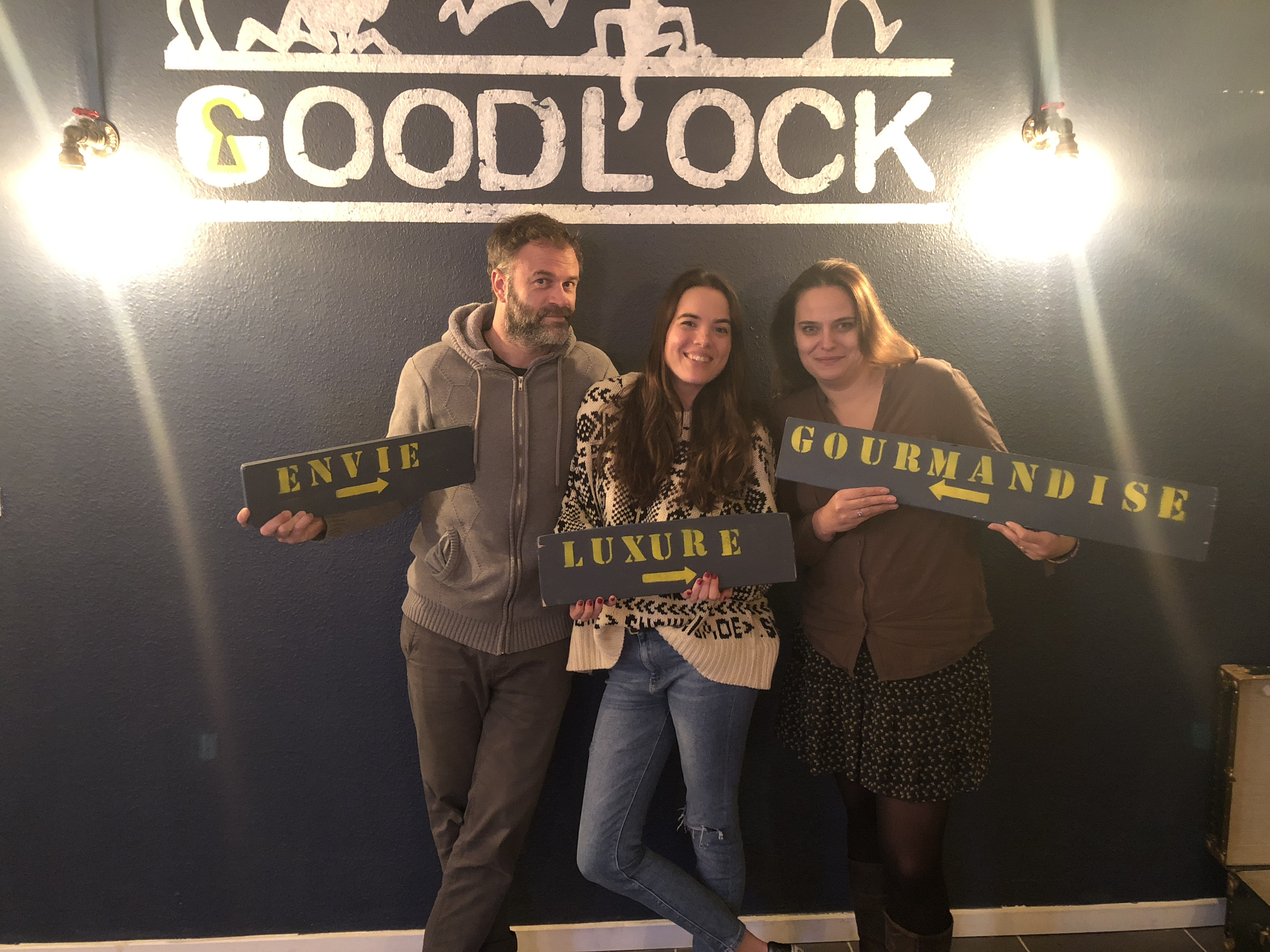GoodLock EscapeGame Bordeaux
