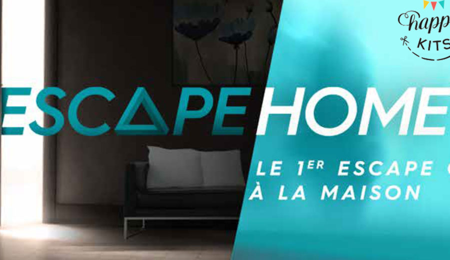 Happy Kit – Escape Game à la maison