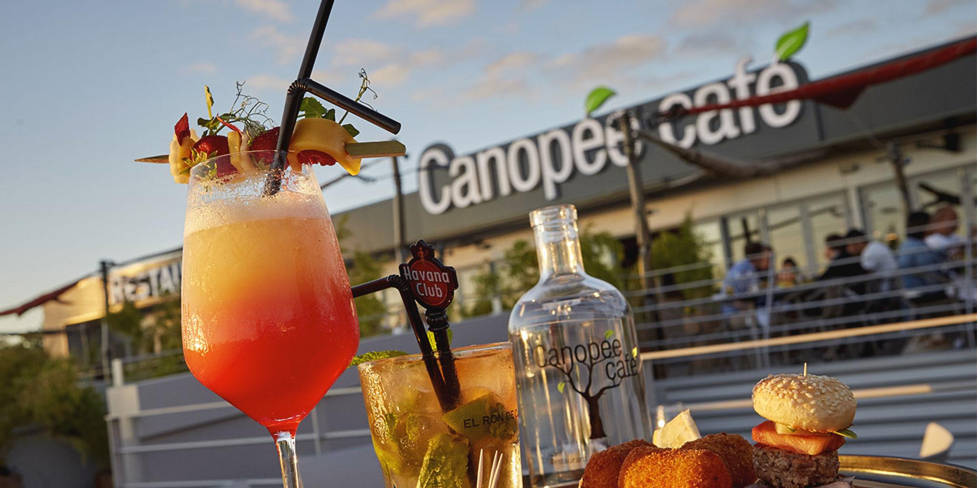 Canopée Café | Le restaurant hors du temps