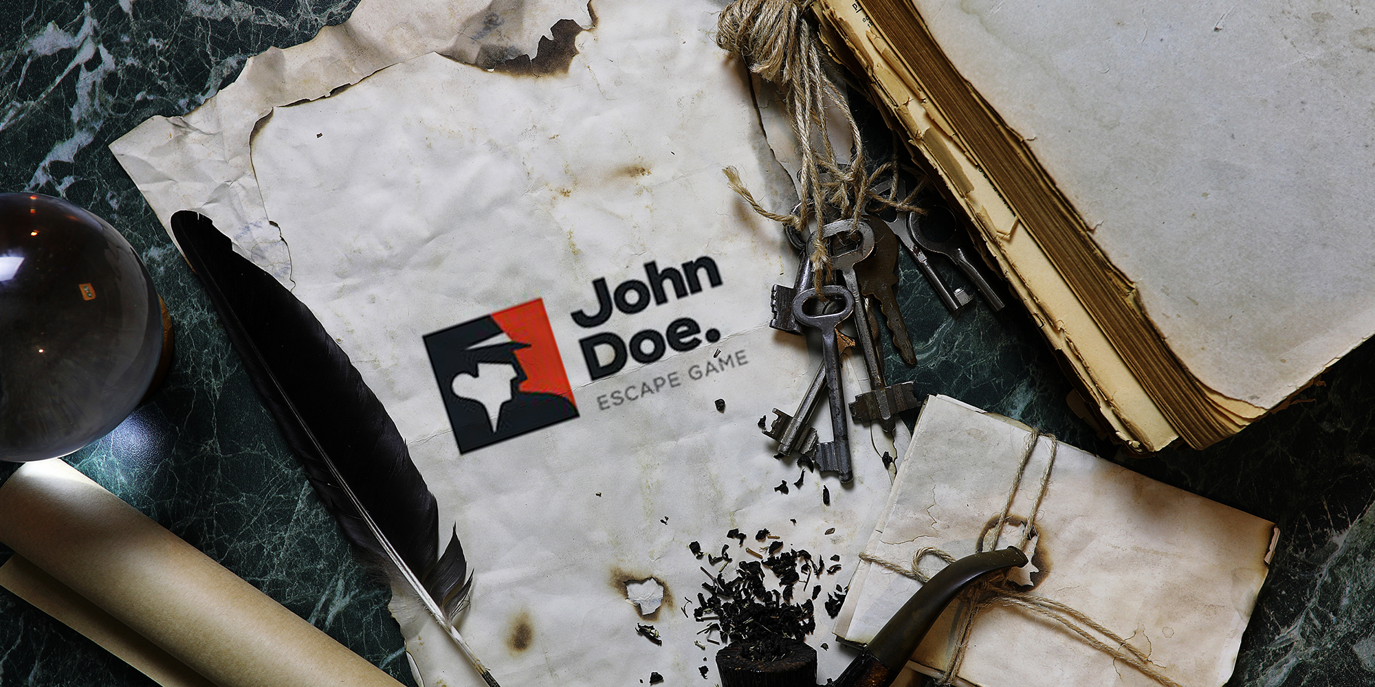 John Doe – Escape Game Bordeaux